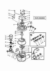 Kenmore Model 625348591 Water Softener Genuine Parts