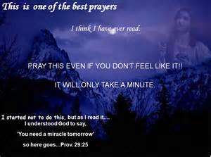 Best Good Night Prayer