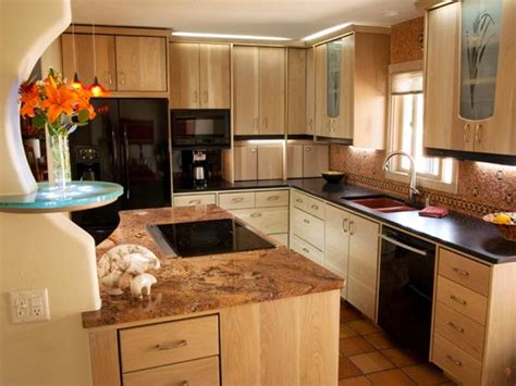 Small Ls For Kitchen Counters by Inspired Exles Of Granite Kitchen Countertops Hgtv
