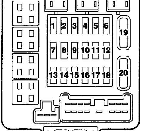 2007 Lancer Fuse Box by Lancer Fuse Box Wiring Diagram