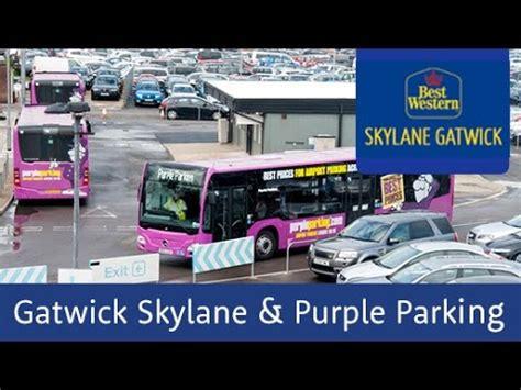 Best Western Gatwick Gatwick Best Western Skylane With Purple Parking