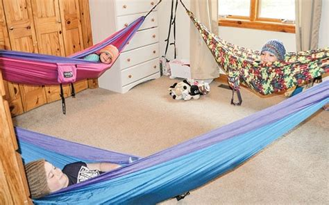 Hammock Instead Of Bed by Hammocks At Home Local Prefer Sleeping In Hammocks