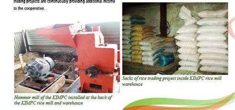 sacks rice trading project kimpc rice mill warehouse