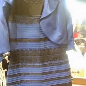 Une robe qui change de couleur en fonction de votre for La robe qui change de couleur