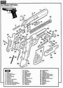 30 Bersa Thunder 380 Parts Diagram