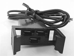 For Gmc Floor Dimmer Switch Connector Plug 12v Wiring