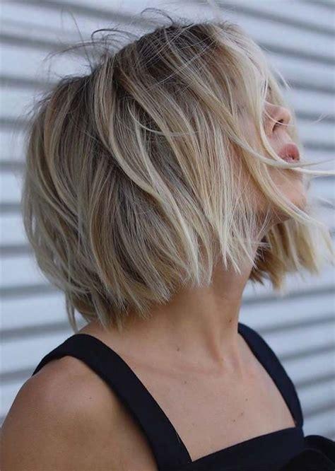 classic short bob haircuts  women   stylesmod