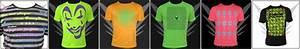 Kleidung 90er Party : neon kleidung knallige 90er party shirts im online shop kleider g nstig online bestellen ~ Frokenaadalensverden.com Haus und Dekorationen