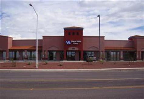 sierra vista va clinic southern arizona va health care