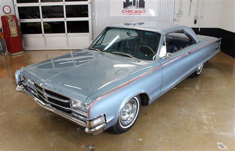 Chrysler 300 Car Club 1965 chrysler 300 chicago car club