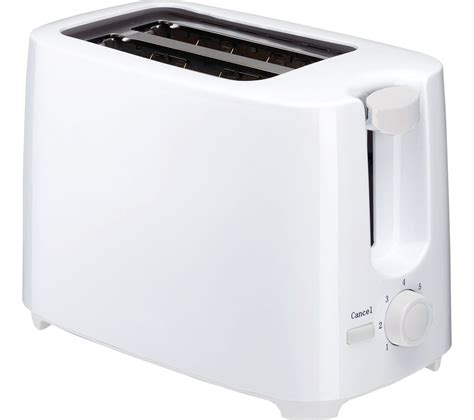 White Toaster by Essentials C02tw17 2 Slice Toaster White White Review