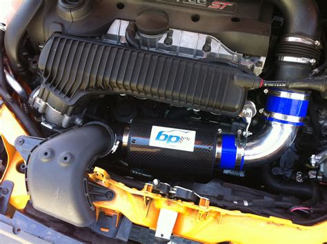 ford focus xr carbon charger air intake system volvo