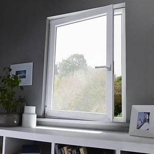 Fenetre 1 Vantail : fenetre ouvrante pvc 1 vantail vitree samir ~ Melissatoandfro.com Idées de Décoration