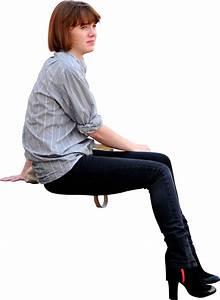 Сидящий человек PNG фото скачать