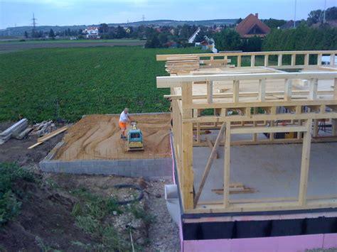 garage holzständerwerk selber bauen holzhaus selber bauen