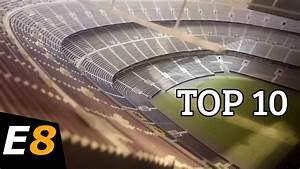 10 World's Largest Football (Soccer) Stadiums - YouTube