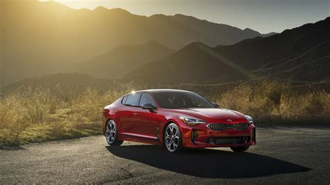 Kia Wallpapers by 2018 Kia Stinger Gt Wallpapers Hd Images Wsupercars