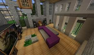 Living Room Furniture Ideas For Minecraft: Cool Bedroom ...