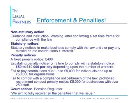 workplace pensions pension auto enrolment  employers