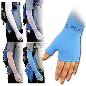 1pc uv block cool arm cool cover arm sleeves protection uv cycling mtb sun block wear ebay