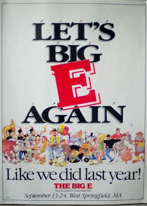 vintage big   school posters show   fair