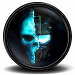 Ghost Soldier Future Recon Icon Games Icons