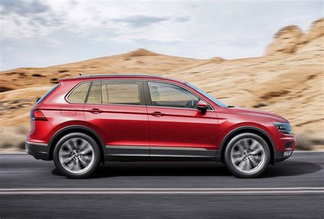 How Much Will You Pay For This All New Vw Tiguan Suv
