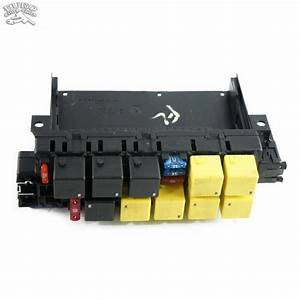 Fuse Relay Box Front Left Mercedes W215 W220 00