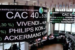 Cause Baisse De Tension : la bourse de paris ferme en baisse lest e par la hausse de l 39 euro apr s la bce ~ Medecine-chirurgie-esthetiques.com Avis de Voitures