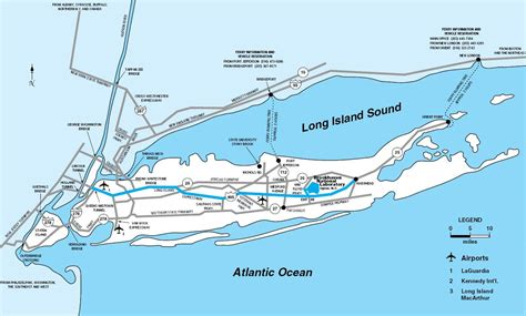 long island ferry map map  long island ferry  york