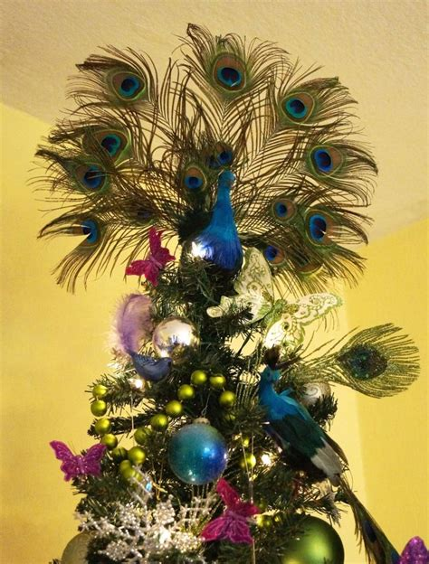 peacock feather christmas trees for sale 25 best ideas about peacock tree on peacock decorations