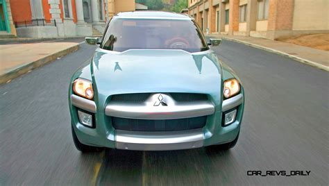 Concept Flashback 2004 Mitsubishi Sport Truck