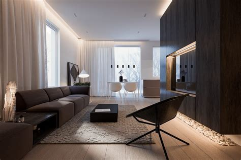 Interior Minimalist by A Minimalist Family Home With A Bright Bedroom For The