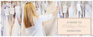 donate your wedding dress options to help make a With donate a wedding dress