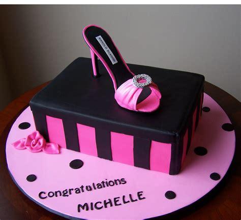 manolo shoe  shoe box cake    cake
