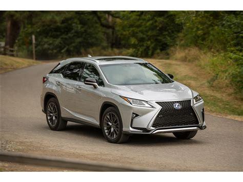 2016 Lexus Rx Hybrid Pictures 2016 Lexus Rx Hybrid 11 U
