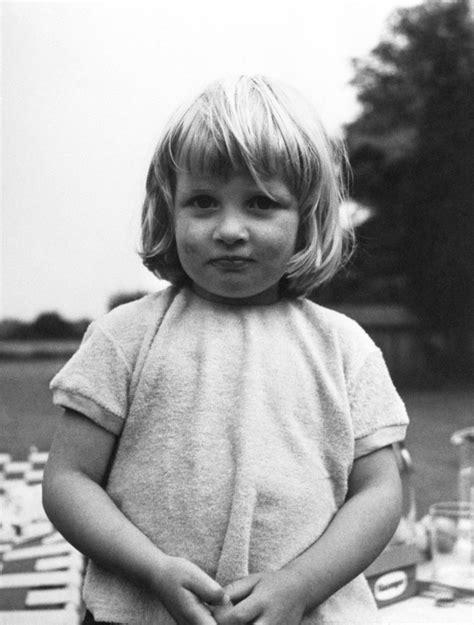 princess diana see 17 photographs of princess diana as a child from