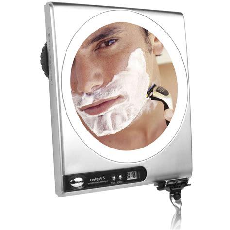 Fogless Shaving Mirror For Shower by Z Fogless Shower Mirror In Shower Mirrors