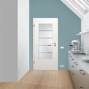 Zimmertür Mit Glaseinsatz : verglasung glaseinsatz f r holzt r 125 1 f la klarglas mit dekor streifen ebay ~ Yasmunasinghe.com Haus und Dekorationen