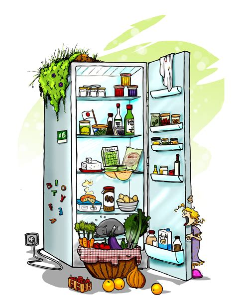 fridge n freezer dessine moi un frigo clea chocolate zucchini