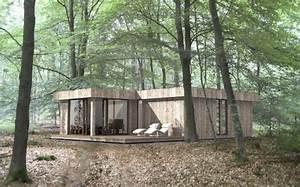 Maison Préfabriquée En Bois : maison pr fabriqu e en bois ossature bois ~ Premium-room.com Idées de Décoration