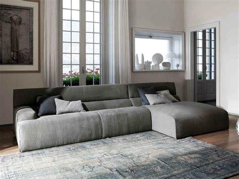 Divano Chaise Longue Design : Divano Componibile Imbottito Con Chaise Longue Rios By