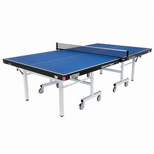 Butterfly National League 25 Rollaway Indoor Table Tennis