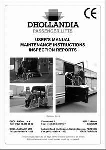 Dhollandia Tail Lift Wiring Diagram