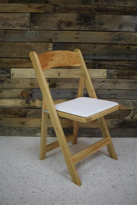 chair wood w padded seat rentals cary nc where