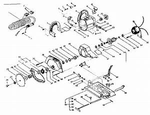 Craftsman 31527890 Circular Saw Parts