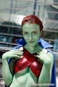 1000+ images about J'onn J'onzz (#Rule63) - Cosplay ...