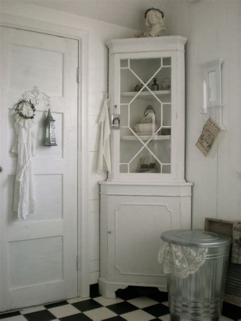 Shabby Chic Wall Cabinets For The Bathroom by Shabby Chic Country Bath Items Bathroom Cabinet