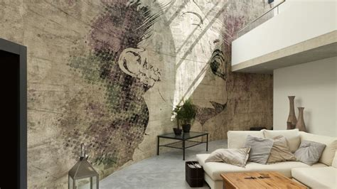 tapeten für schlafzimmer mit dachschräge wohnideen wandgestaltung maler wandgestaltung mit designer tapeten
