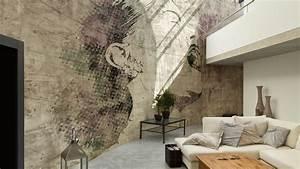 Designer Tapeten Berlin : wohnideen wandgestaltung maler wandgestaltung mit designer tapeten ~ Markanthonyermac.com Haus und Dekorationen